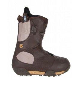 Burton emerald сноубордические ботинки 42 размер