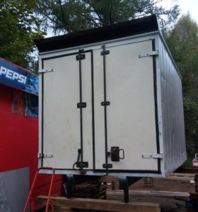 Осуществляем ремонт будок