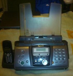 Факсимильный телефон Panasonic kx-FC 233