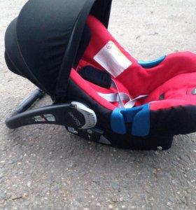 Britax Romer Baby -Safe plus SHR II