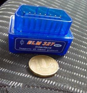 Obd bluetooth adapter