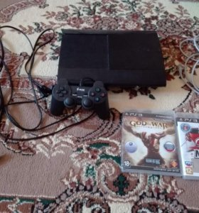 Sony PlayStation. 3 super slim 500 gb