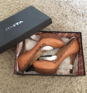 Туфли Itaita новые