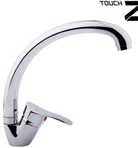 Смеситель кухонный Touch-Z Demix-007