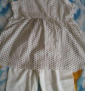 НОВОЕ платье 24м.