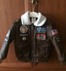 Брендовая куртка Disney 4т