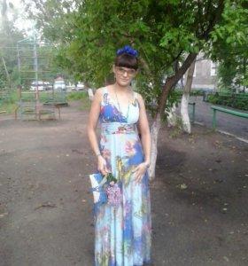 Три-Д Платье