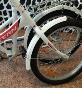 Велосипед, складной. Удобный