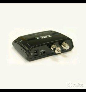 Спутниковый DVB-S2 тюнер внешний USB X3M SU1600HD