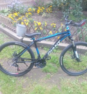 Велосипед GIANT Disc новый
