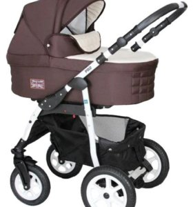 Коляска CAR-BABY POLO 2В1