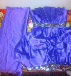 Платье 800 и серьги серебреные 500 р
