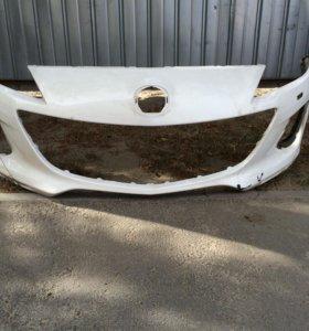Бампер передний Mazda 3 BL