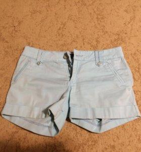 Модные подростковые летние шорты