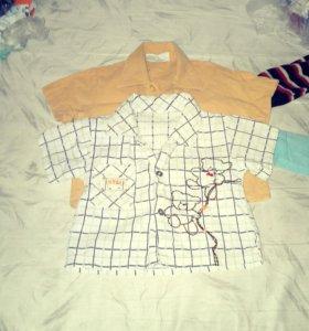 Рубашки и кофты