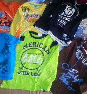 Свитшоты и футболки