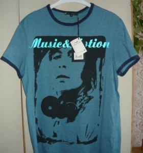 "Продам футболку Tom Farr ""Music Motion"""