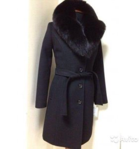 Пальто классическое женское