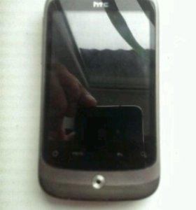 Продам смартфон HTC Wildfire a3333