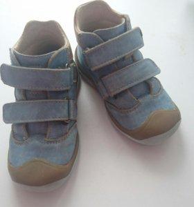 Ортопед. ботиночки Bartek, нат. кожа, 24 размер