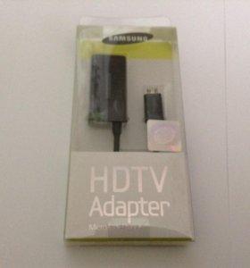 Адаптер для подключения смартфона к TV, монитору