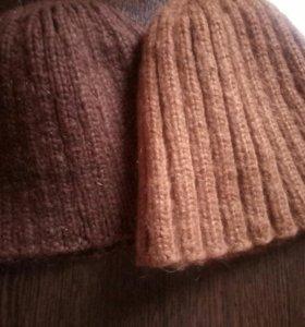 Новые шапочки зима