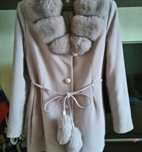 Пальто зимнее Rene