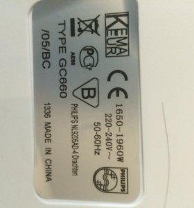 Отпариваетель для одежды Philips GC 660/05