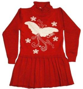 Новые тёплые платьица 👗