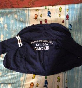Детский тряпичный пиджак