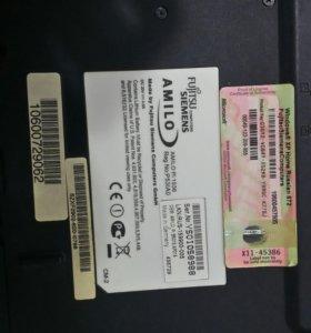 Ноутбук Fujitsu siemens б/у
