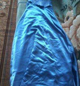 Платье выпускное, праздничное)