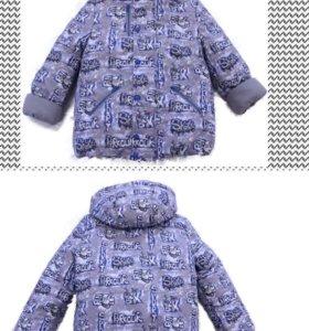 Куртки новые!!! детские