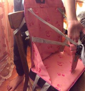 Складывающийся стульчик-фиксатор