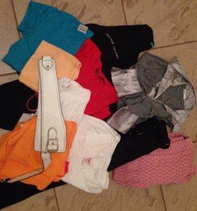 Вещи для девочки 10-11 лет