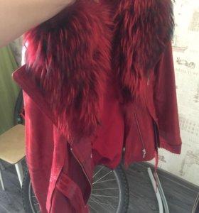 Куртка Нат. кожа 50-52