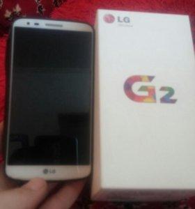 телефон LG G2