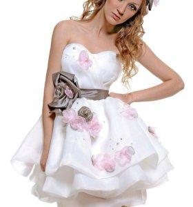 Шикарное платье для самой счастливой