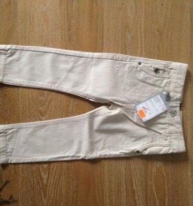 Детские кремовые джинсы acoola
