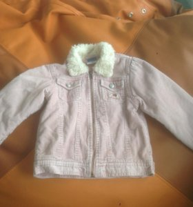 Вельветовая куртка Topolino 110-116