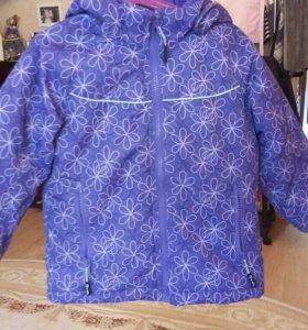 Куртка детская размер 104