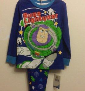Новая пижама mothercare 92 см