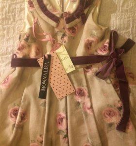 Платье Monnalisa, 92 размер