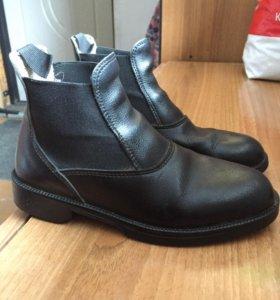 ботинки для всадника