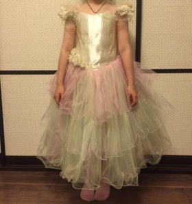 Платье для девочки, 120-140