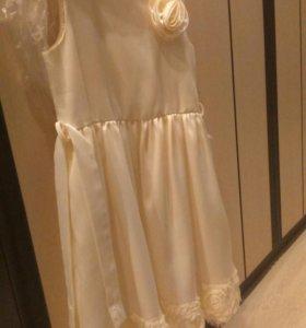 Платье нарядное 116р.
