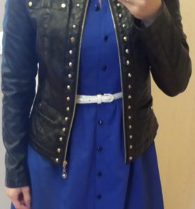 Куртка из эко-кожа