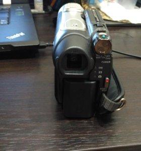 Камера Sony handycam DCR-DVD308