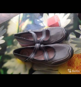 Ботинки-босоножки