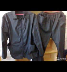 Костюм мужской рабочий штаны*куртка